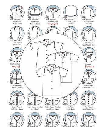 option parts_lab coat
