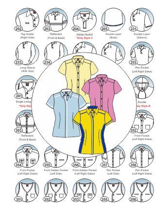 option parts_shirt female