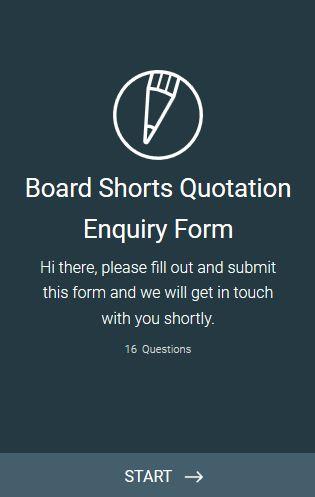 Sin_Oqs_Board Shorts